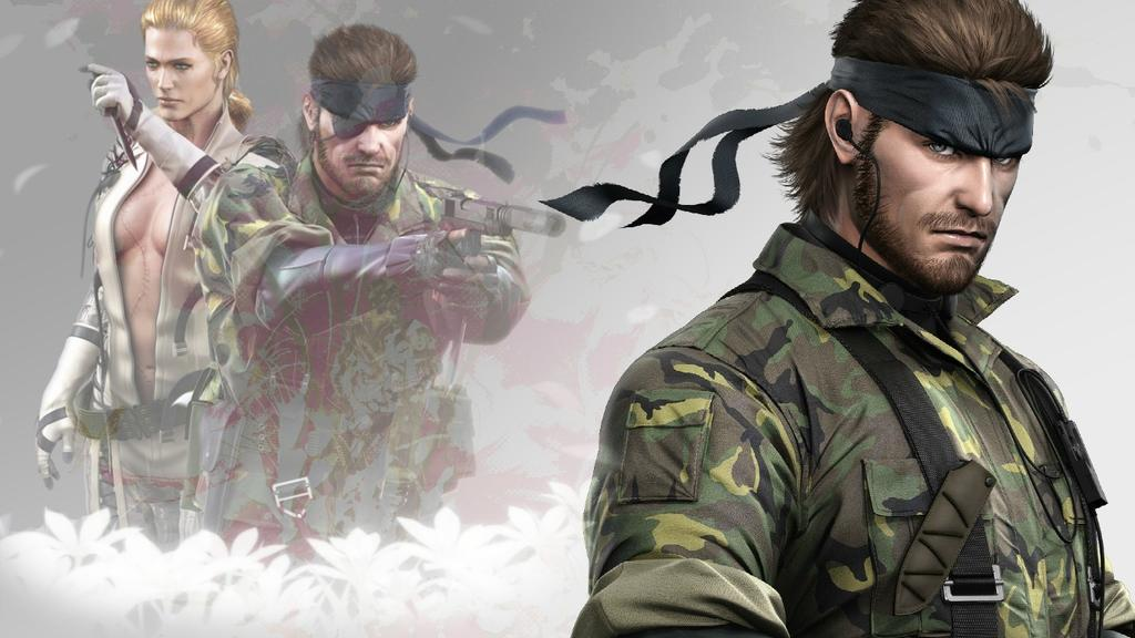 Metal Gear Solid 3: Snake Eater Wallpapers