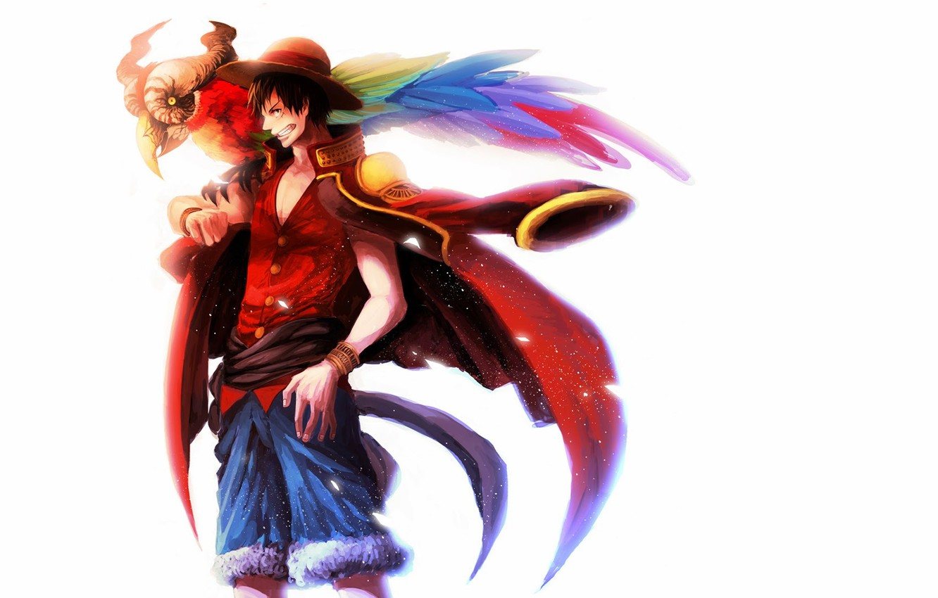 Monkey D. Luffy Wallpapers