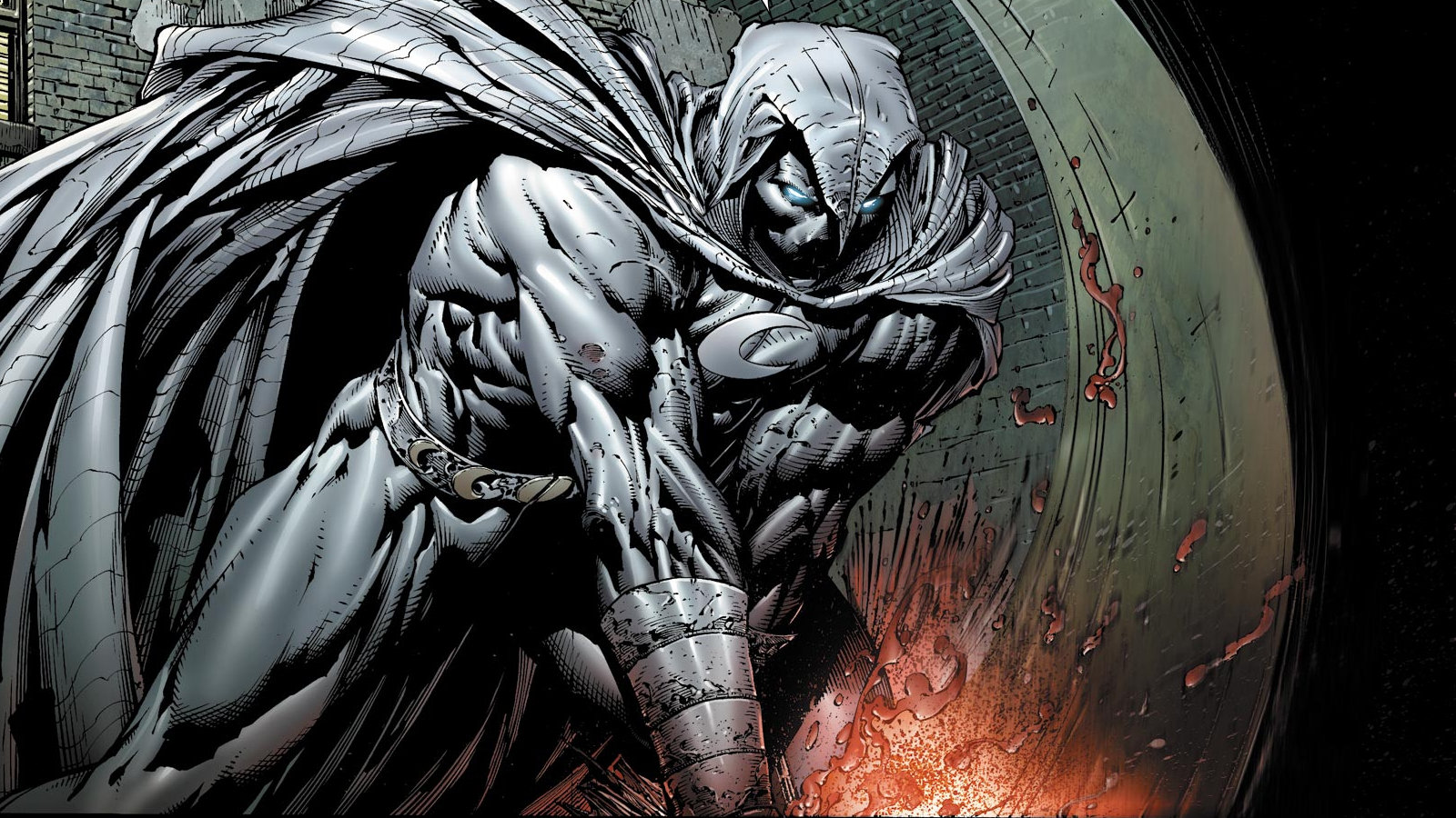 Moon Knight Wallpapers