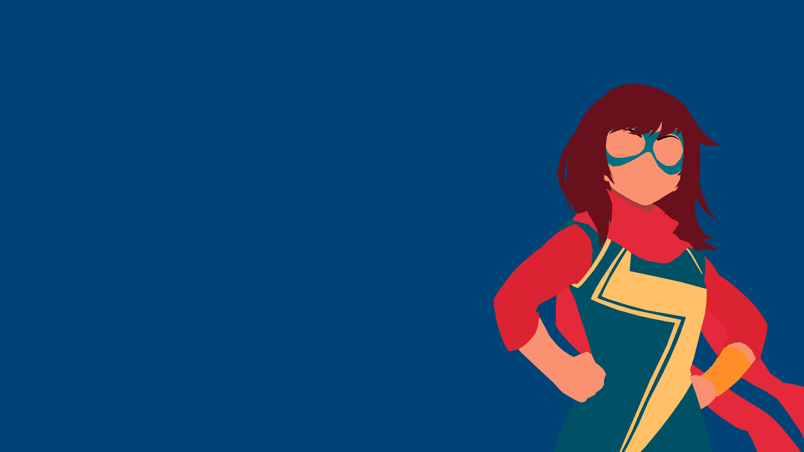 Ms. Marvel Wallpapers