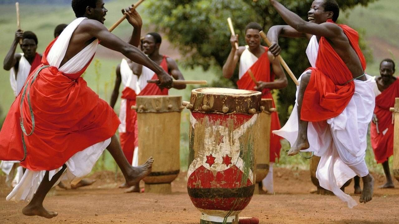 Music Of Africa Wallpapers