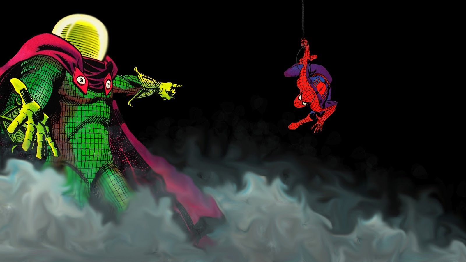 Mysterio Marvel Wallpapers