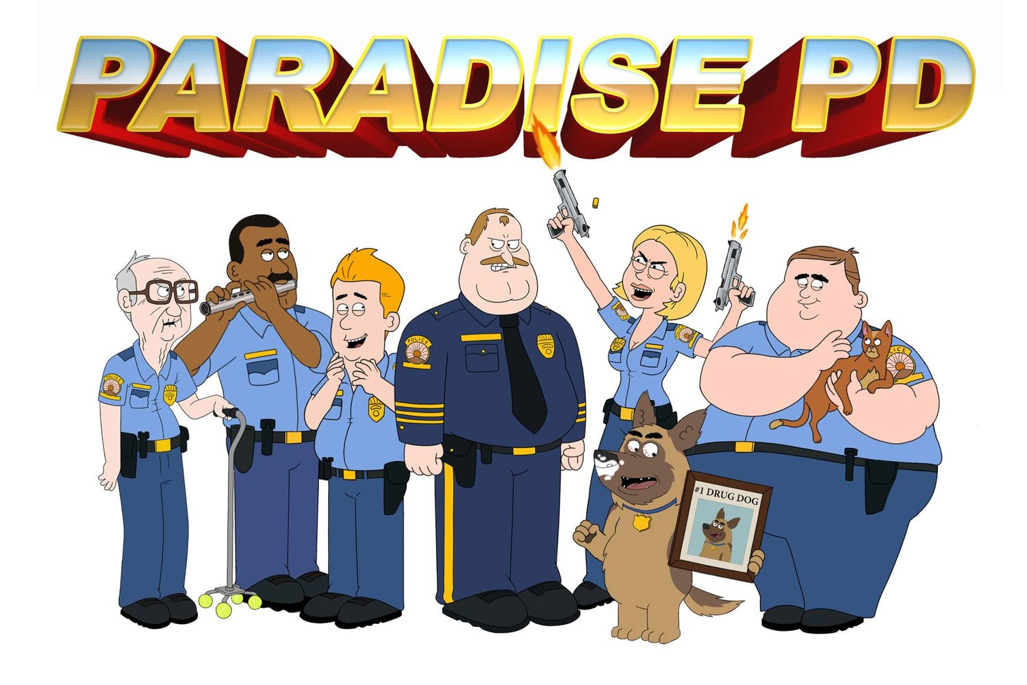 Paradise PD Wallpapers