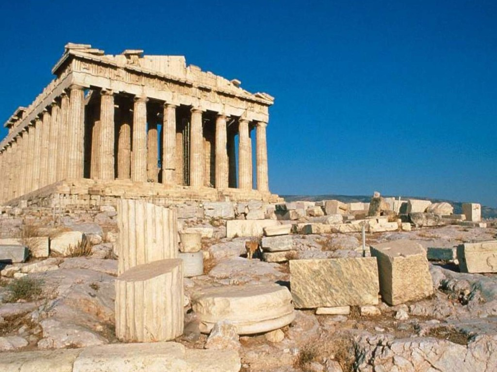 Parthenon Wallpapers