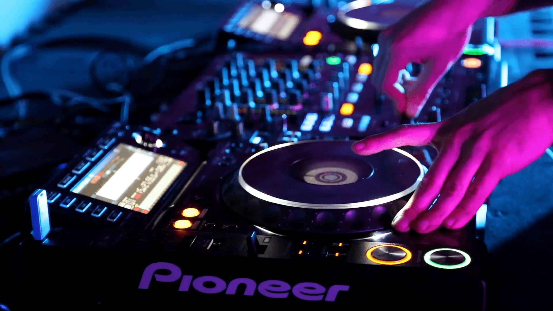 Pioneer Wallpapers