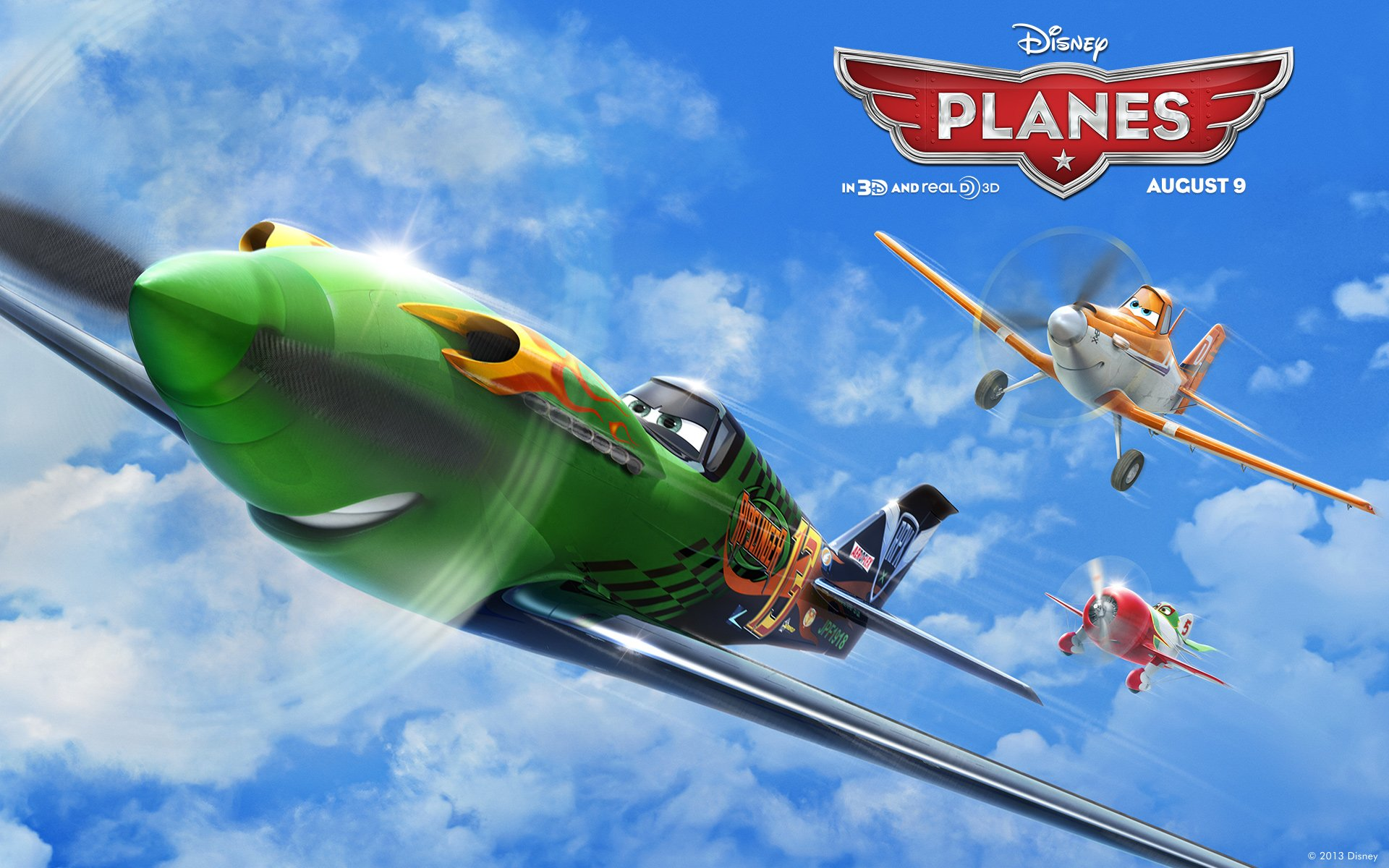 Planes Wallpapers