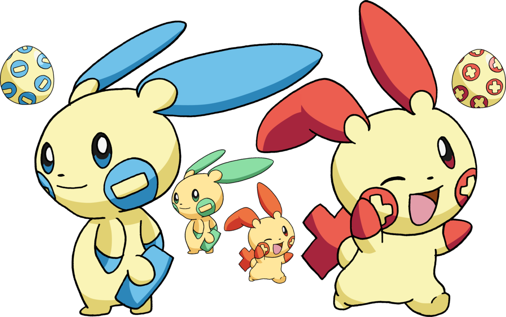 Plusle Wallpapers