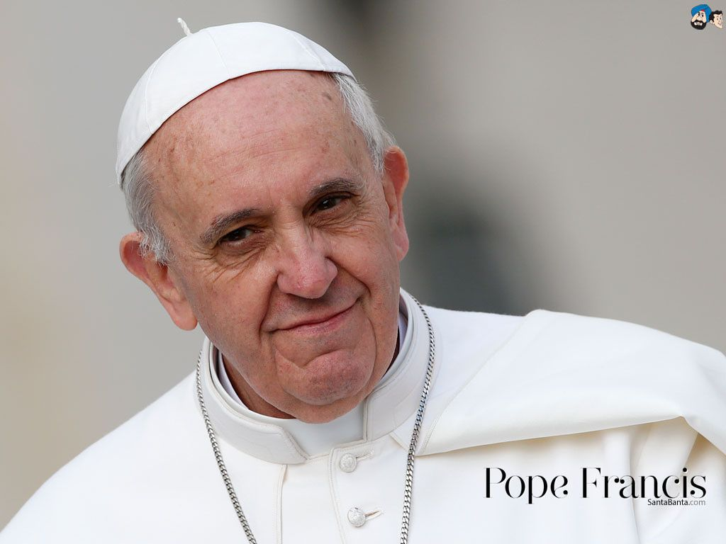 Pope Francis Wallpapers