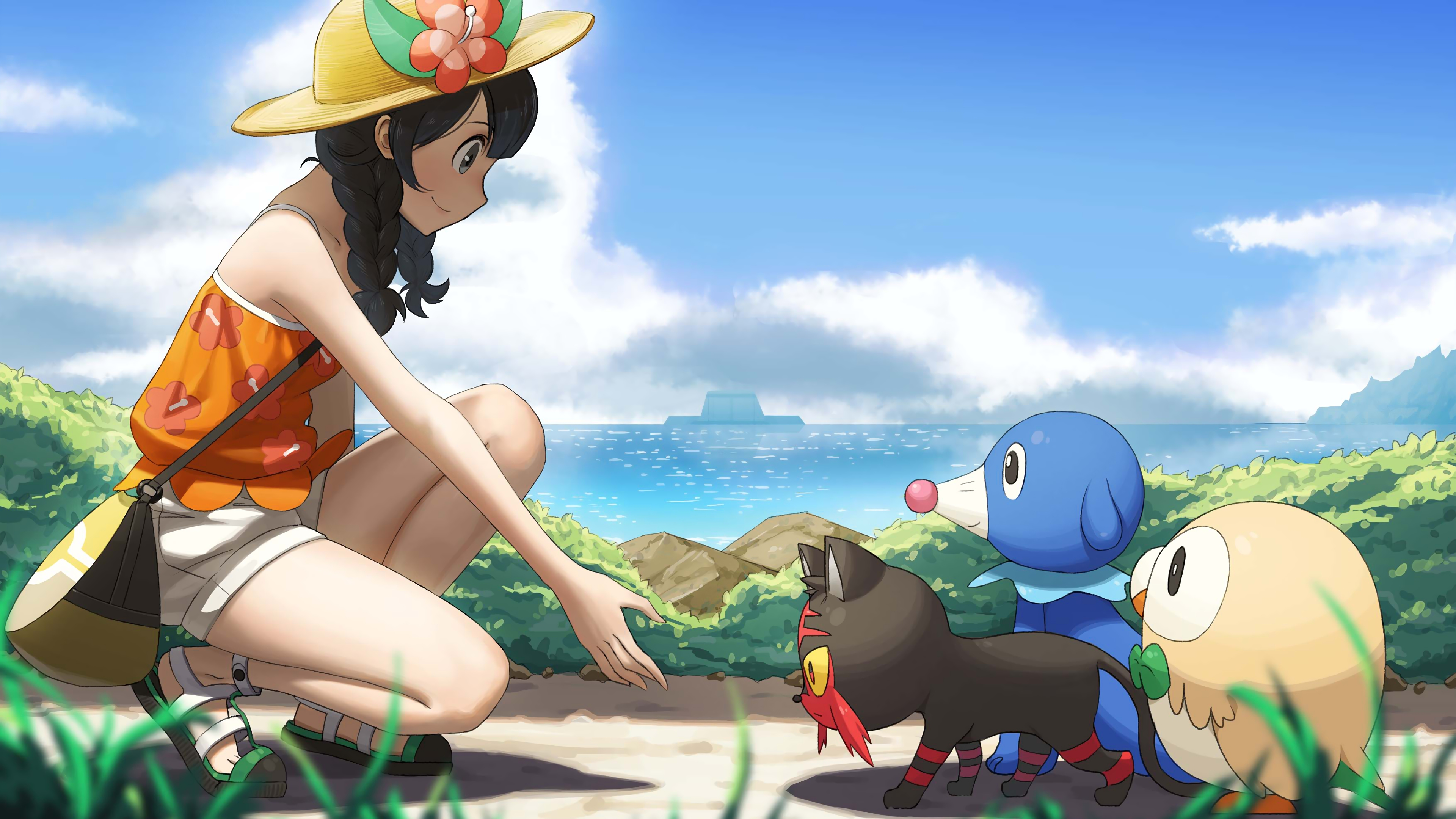 Popplio Wallpapers