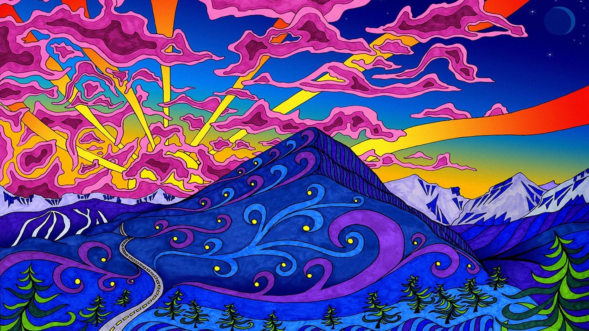 Psychedelic Music Wallpapers