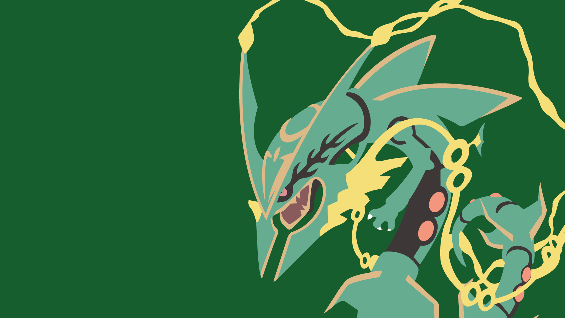 Rayquaza Wallpapers