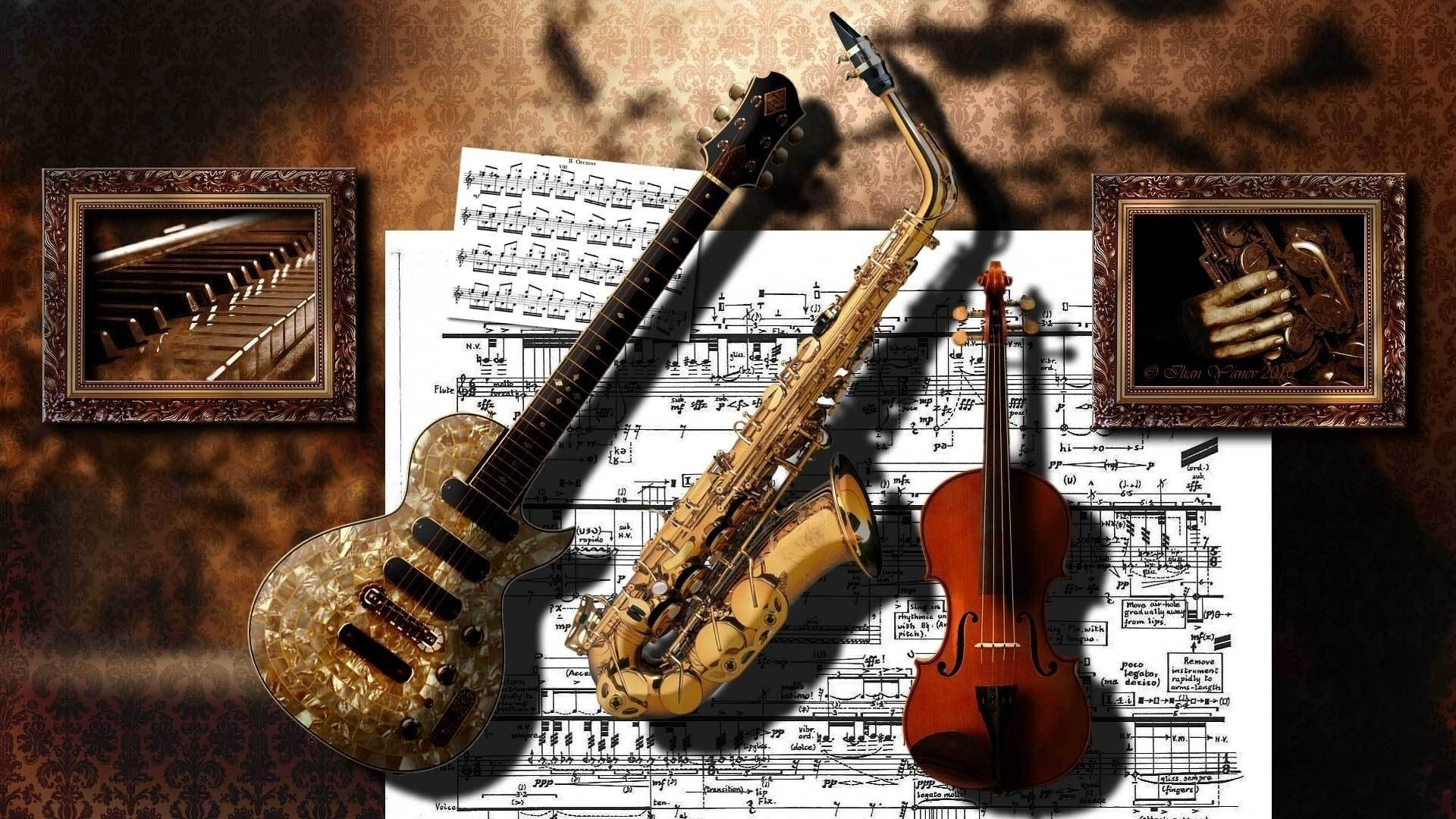 Recorder Instrument Wallpapers