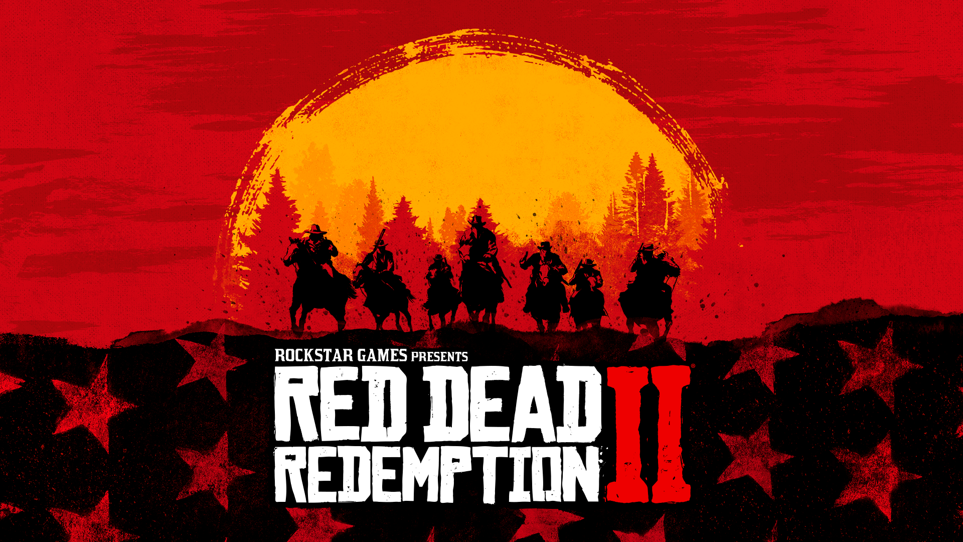 Red Dead Redemption II Wallpapers