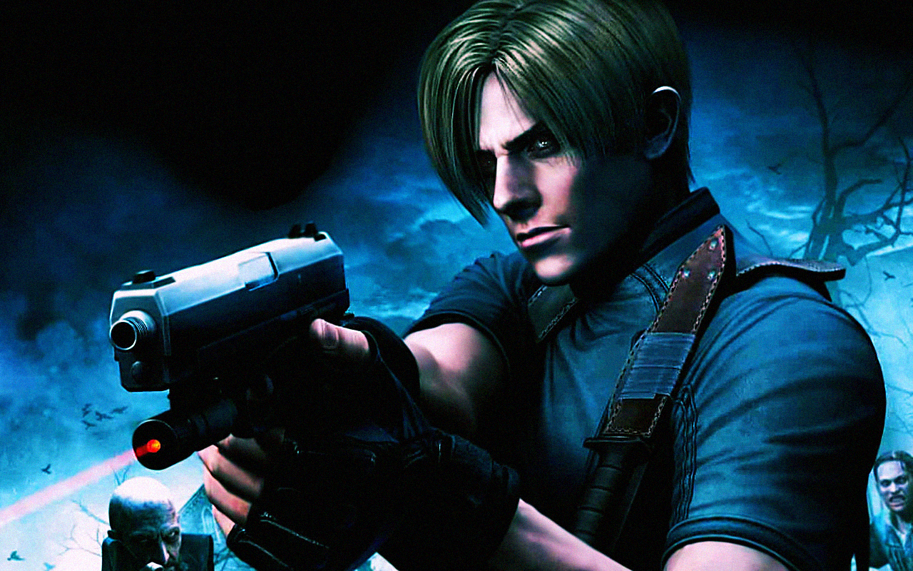 Resident Evil 4 Wallpapers