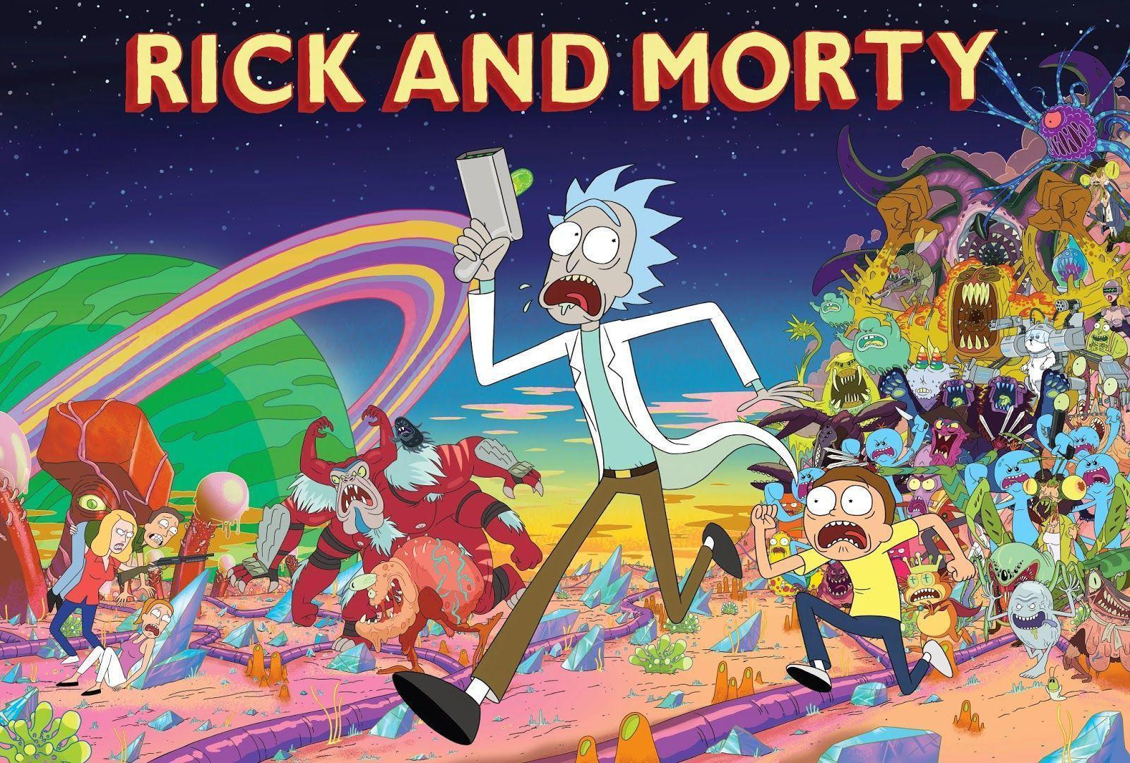 Rick And Morty Wallpapers