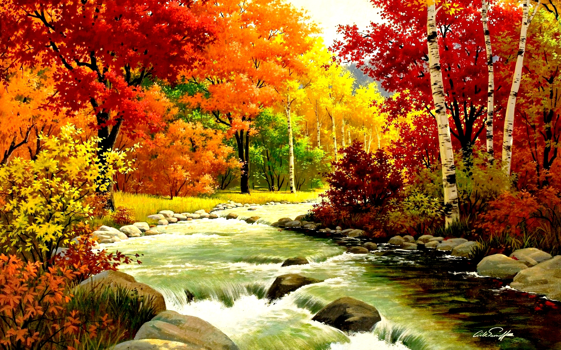 River Wallpapers