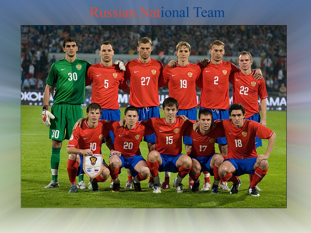 Russia National Football Team Wallpapers