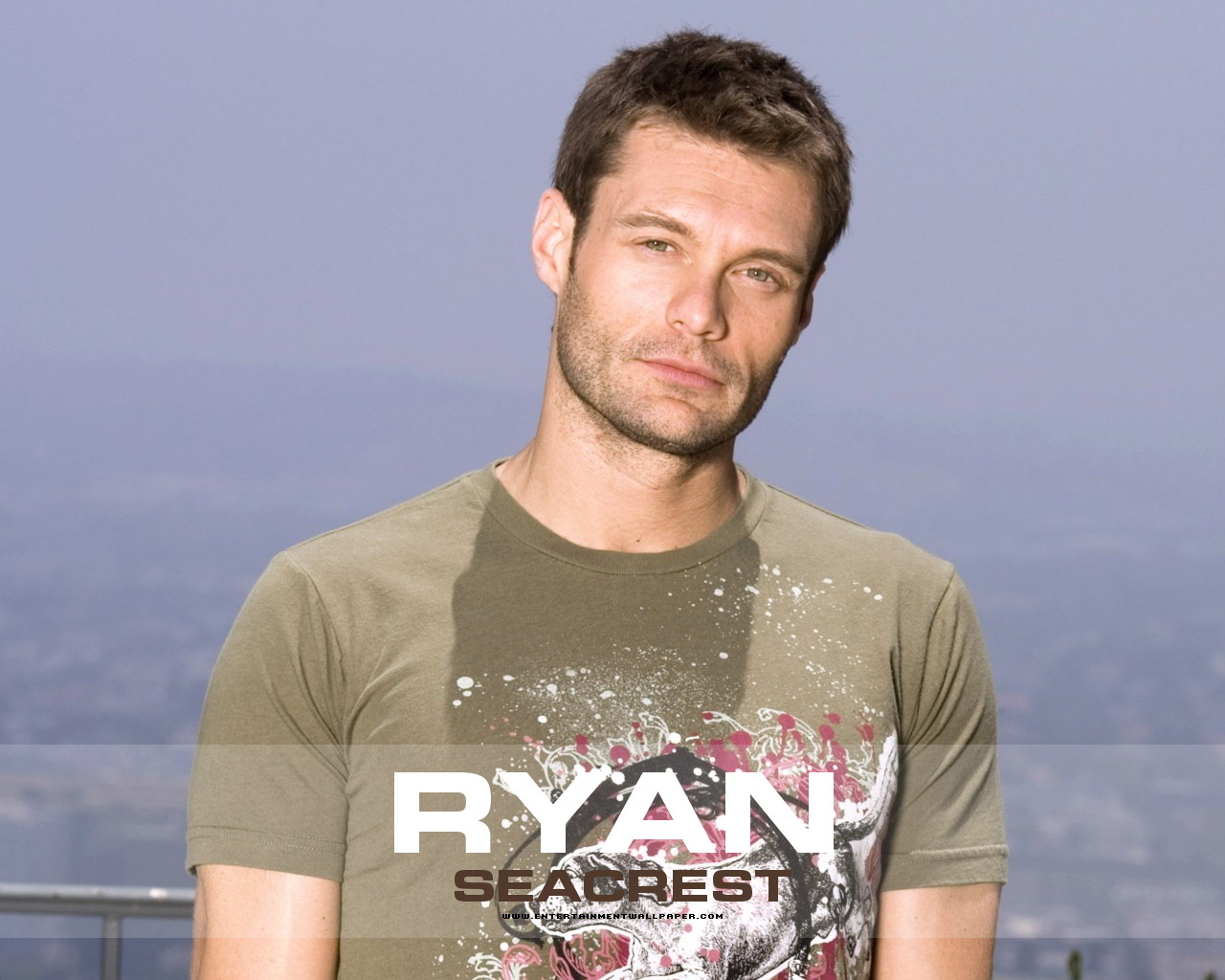 Ryan Seacrest Wallpapers