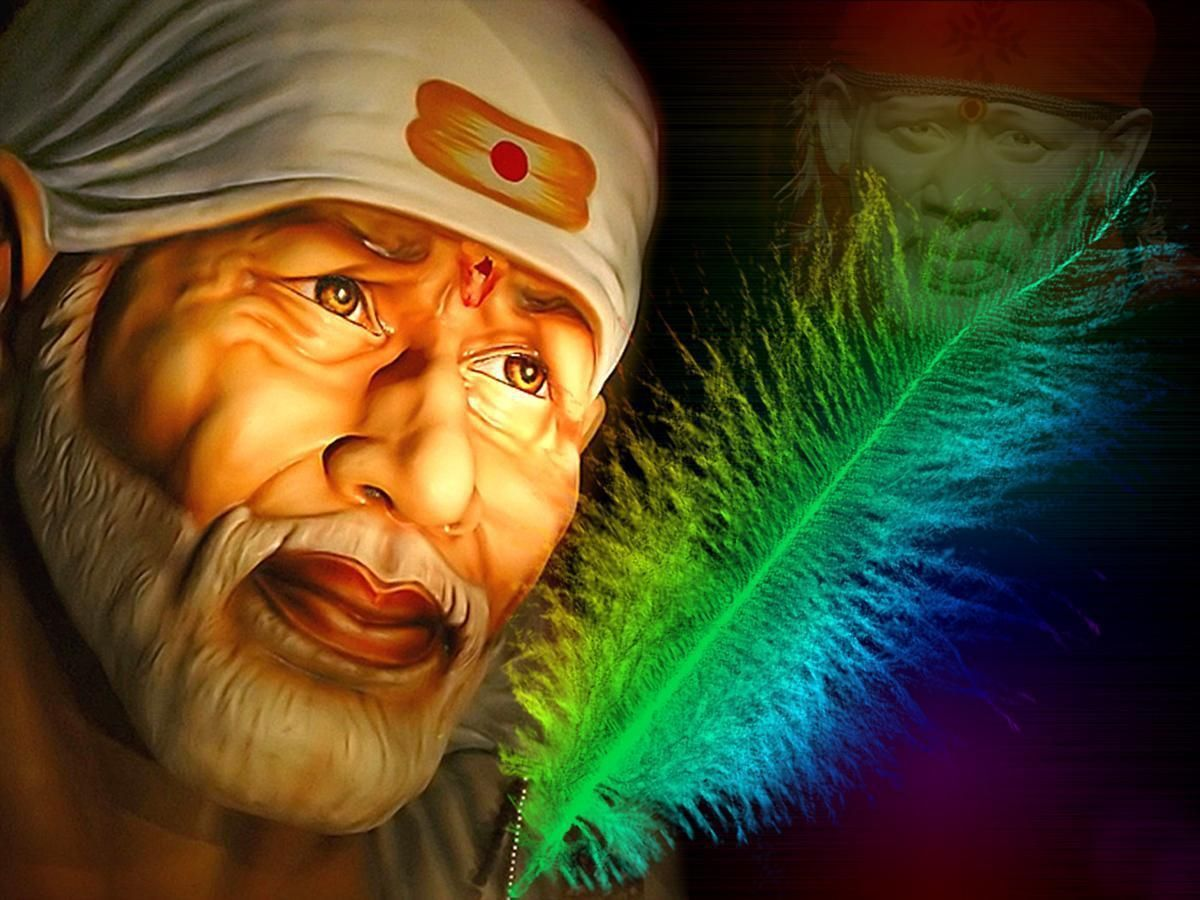 Sai Baba Wallpapers