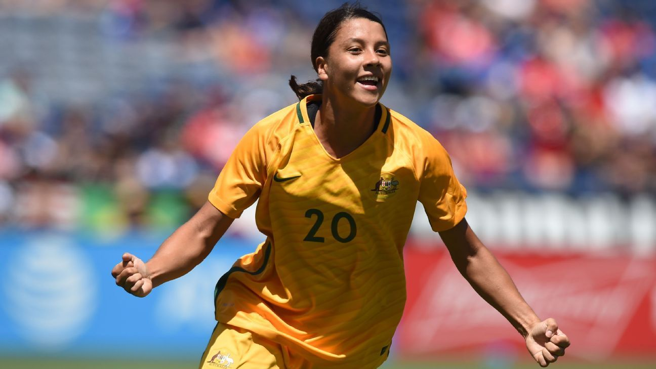 Samantha Kerr Wallpapers