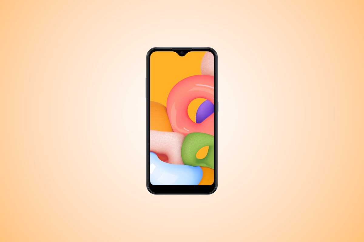 Samsung Galaxy A01 Wallpapers