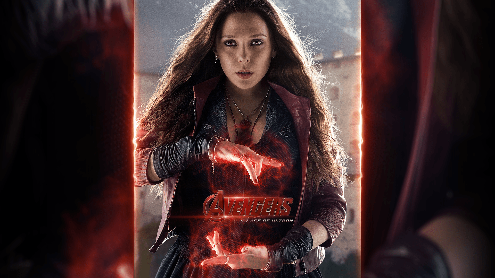 Scarlet Witch Wallpapers