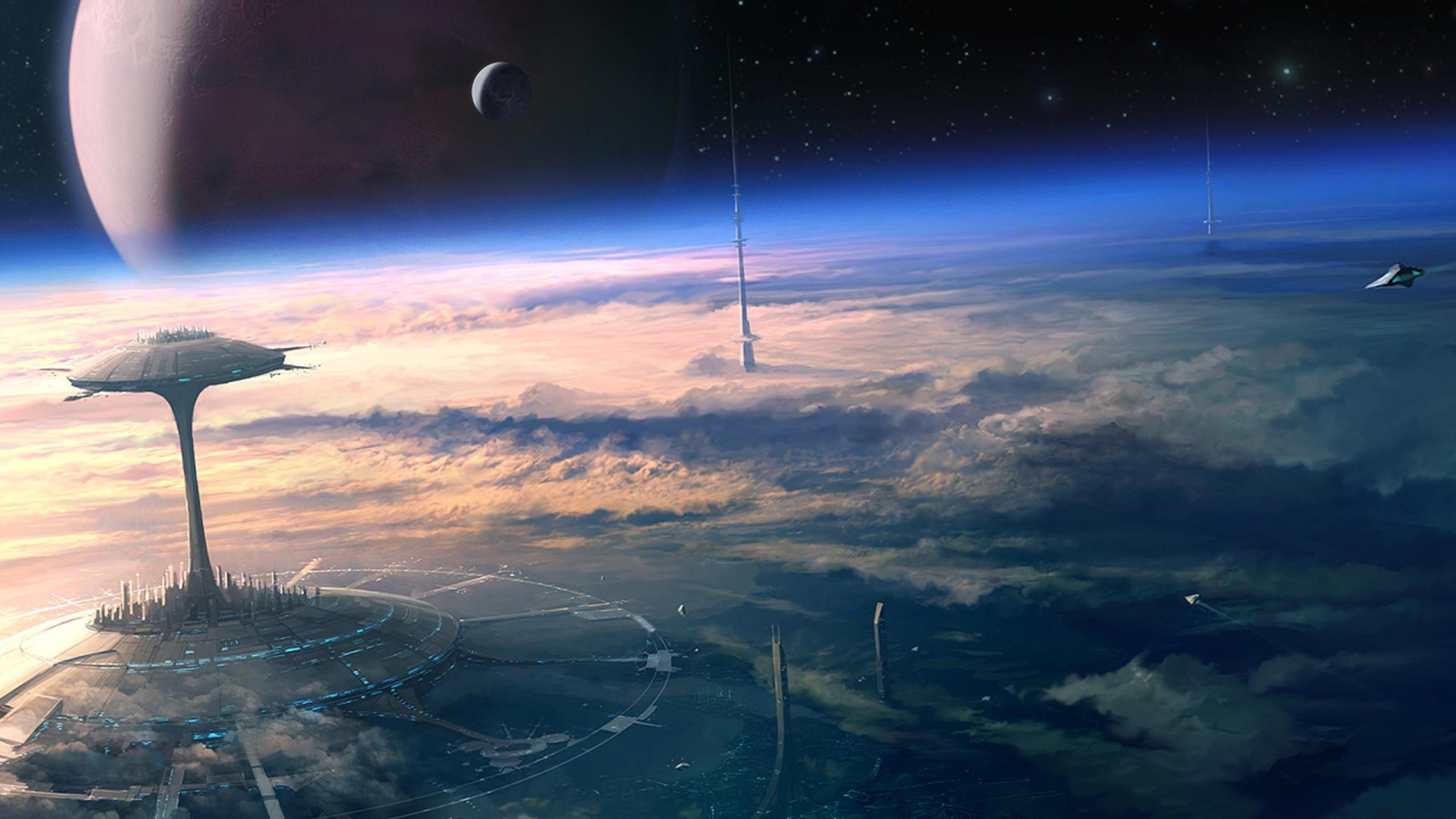 Sci Fi Wallpapers