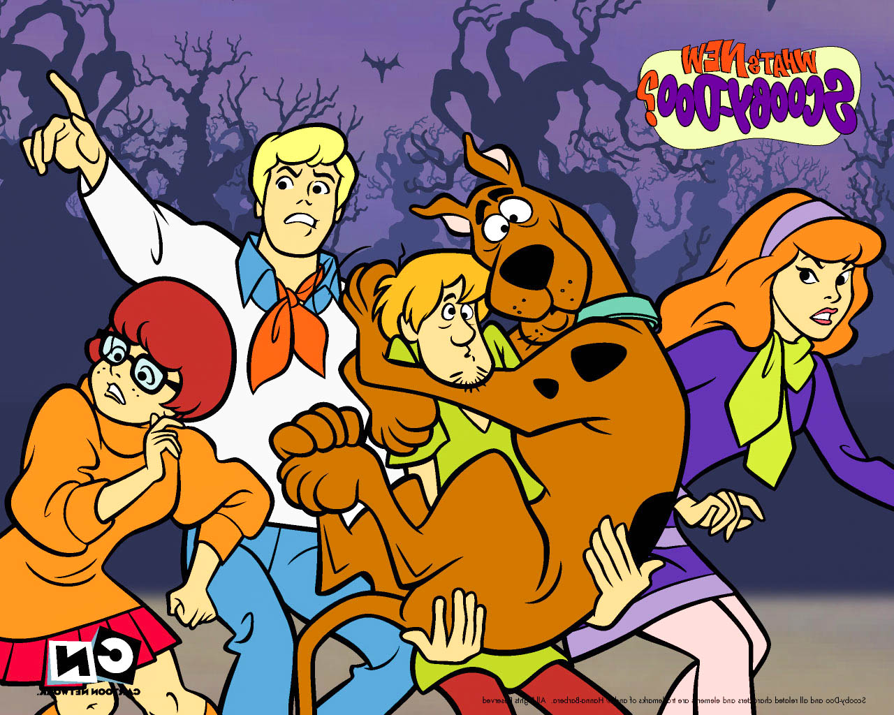 Scooby-Doo, Where Are You! Wallpapers