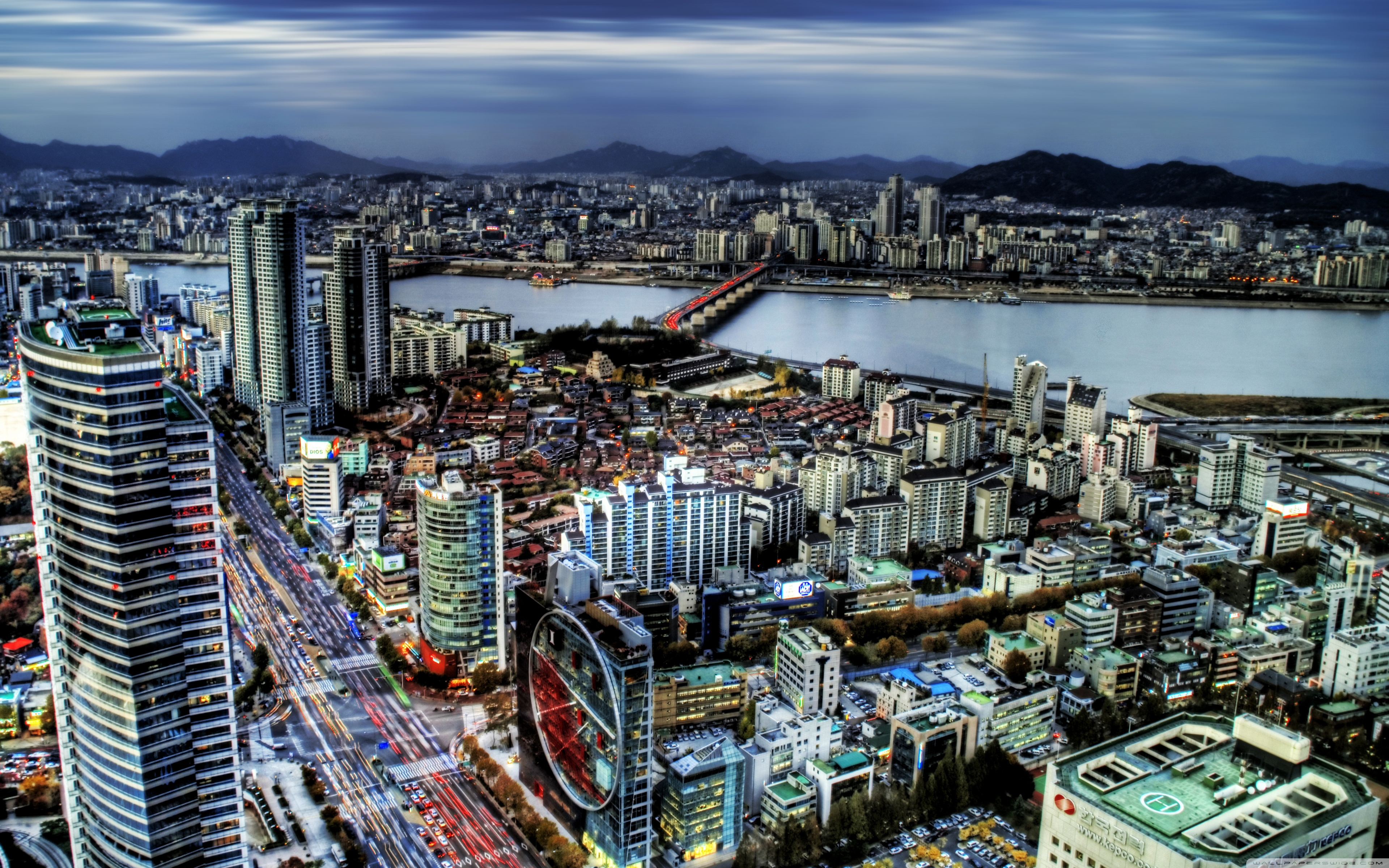 Seoul Wallpapers