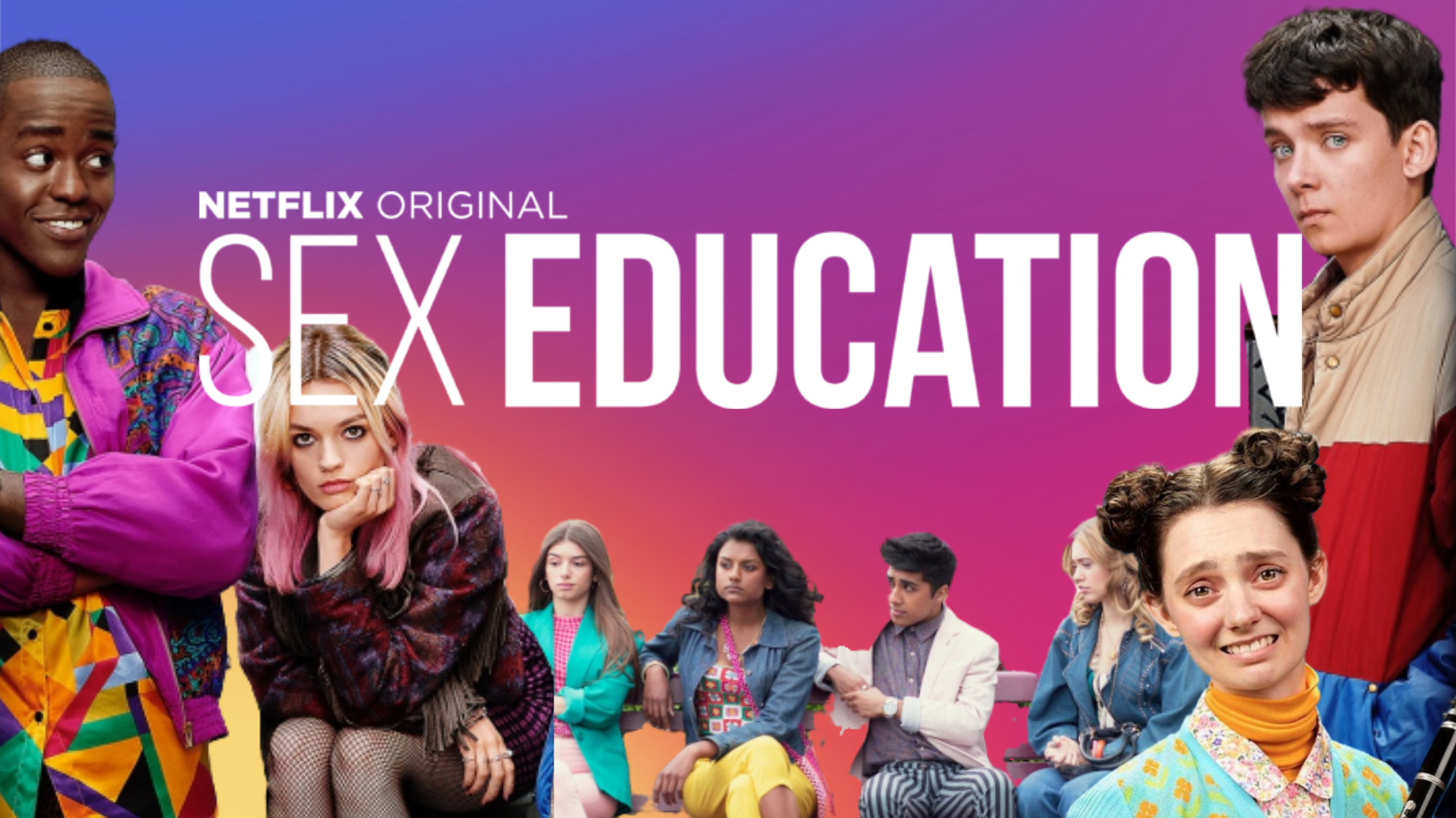 Sex Education Wallpapers