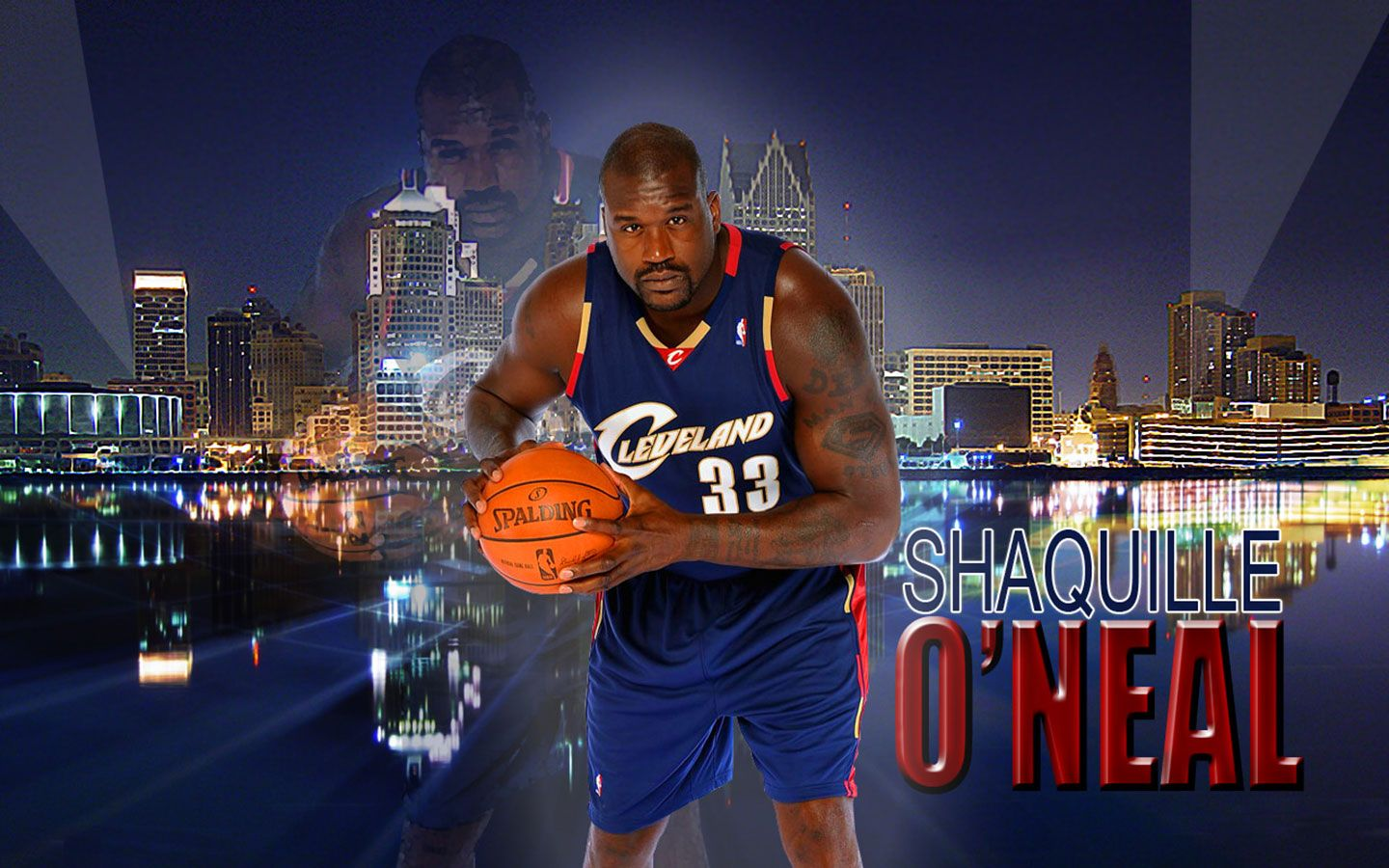 Shaquille O'Neal Wallpapers