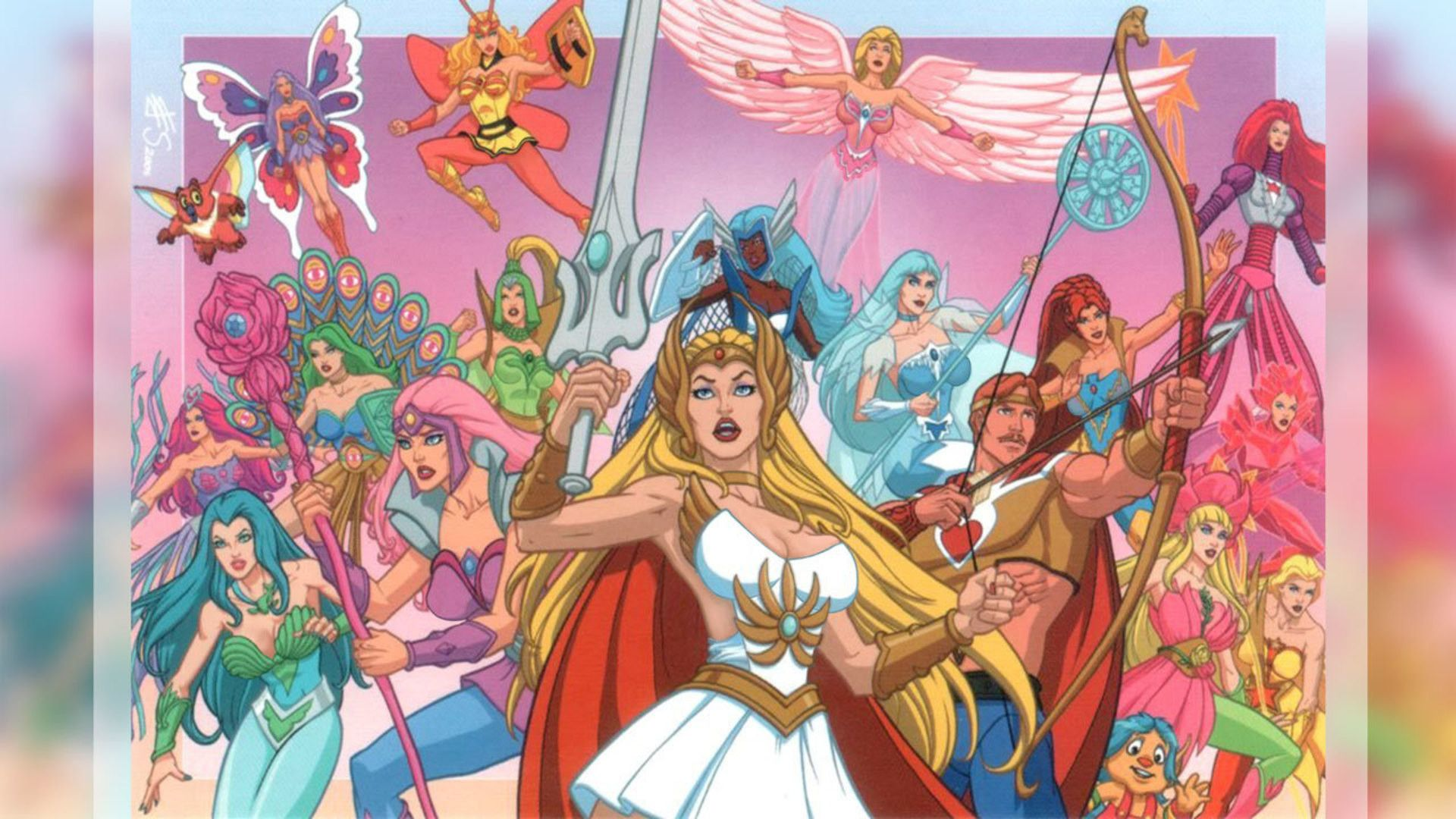 She-Ra And The Princesses Of Power Wallpapers