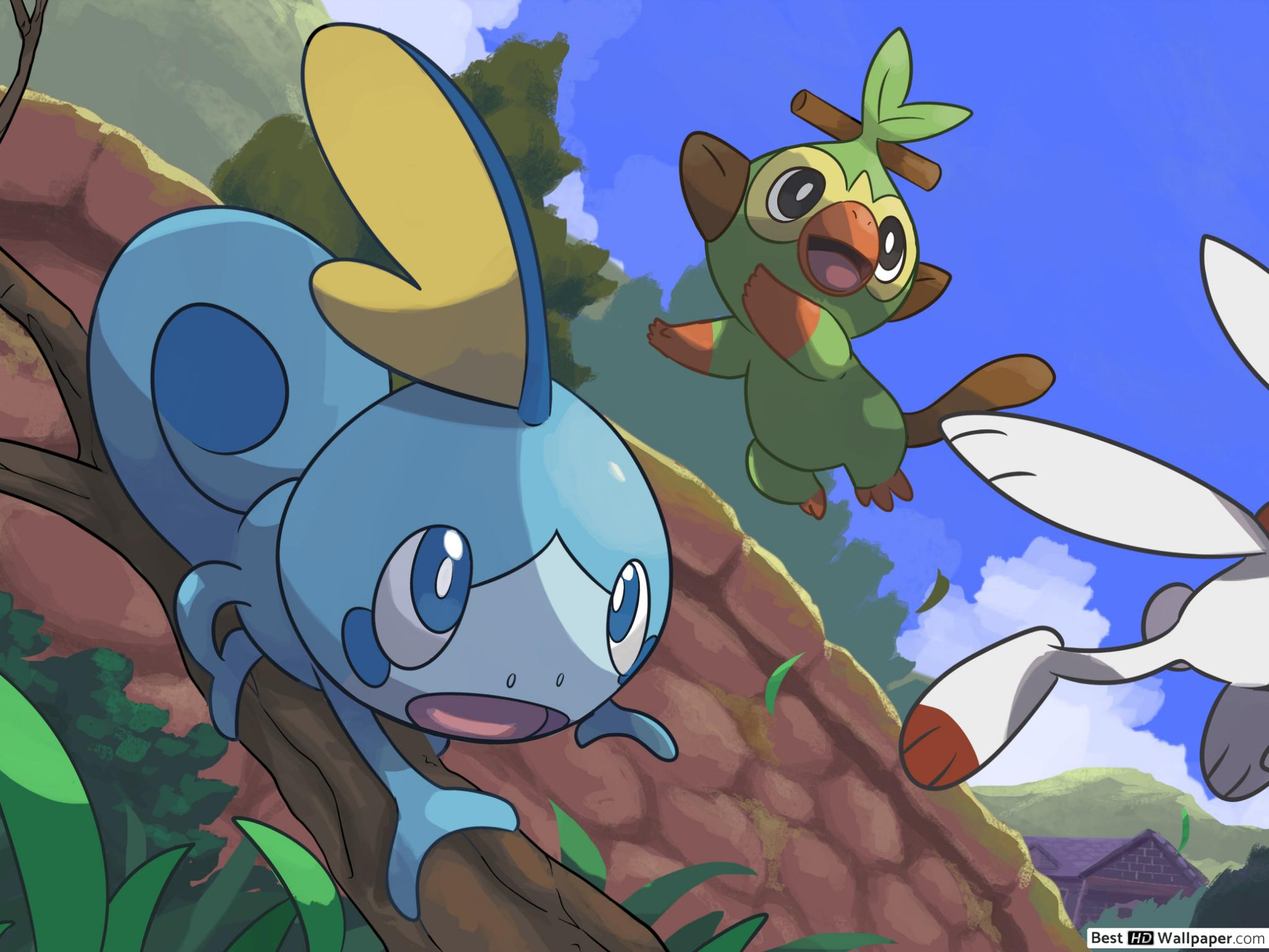 Sobble Wallpapers