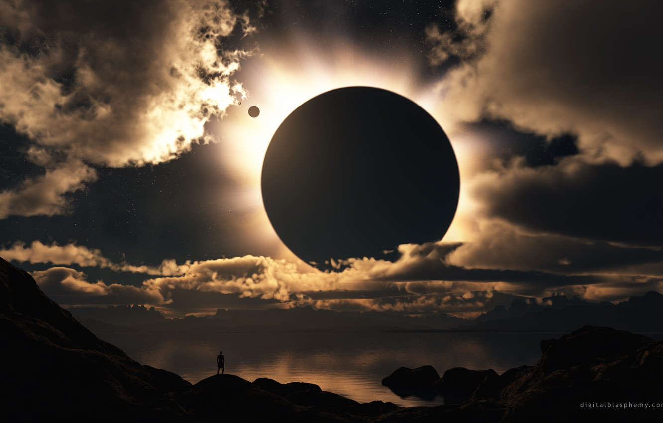 Solar Eclipse Wallpapers