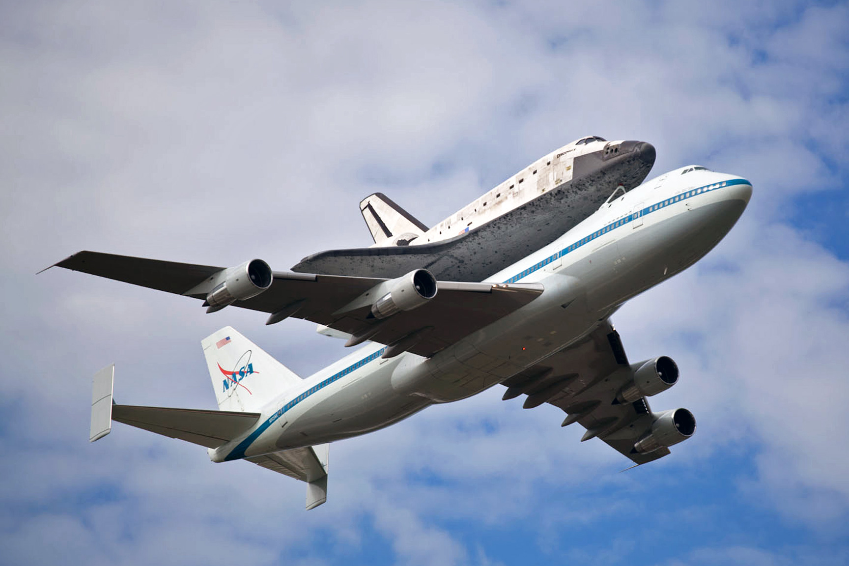 Space Shuttle Interior Wallpapers