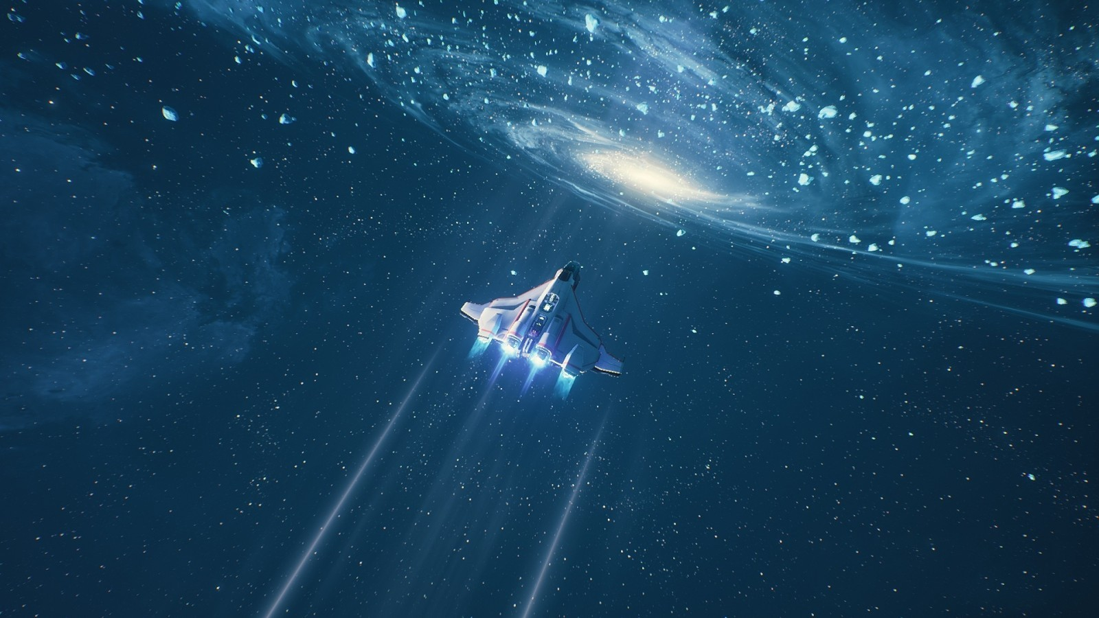 Spaceship Wallpapers