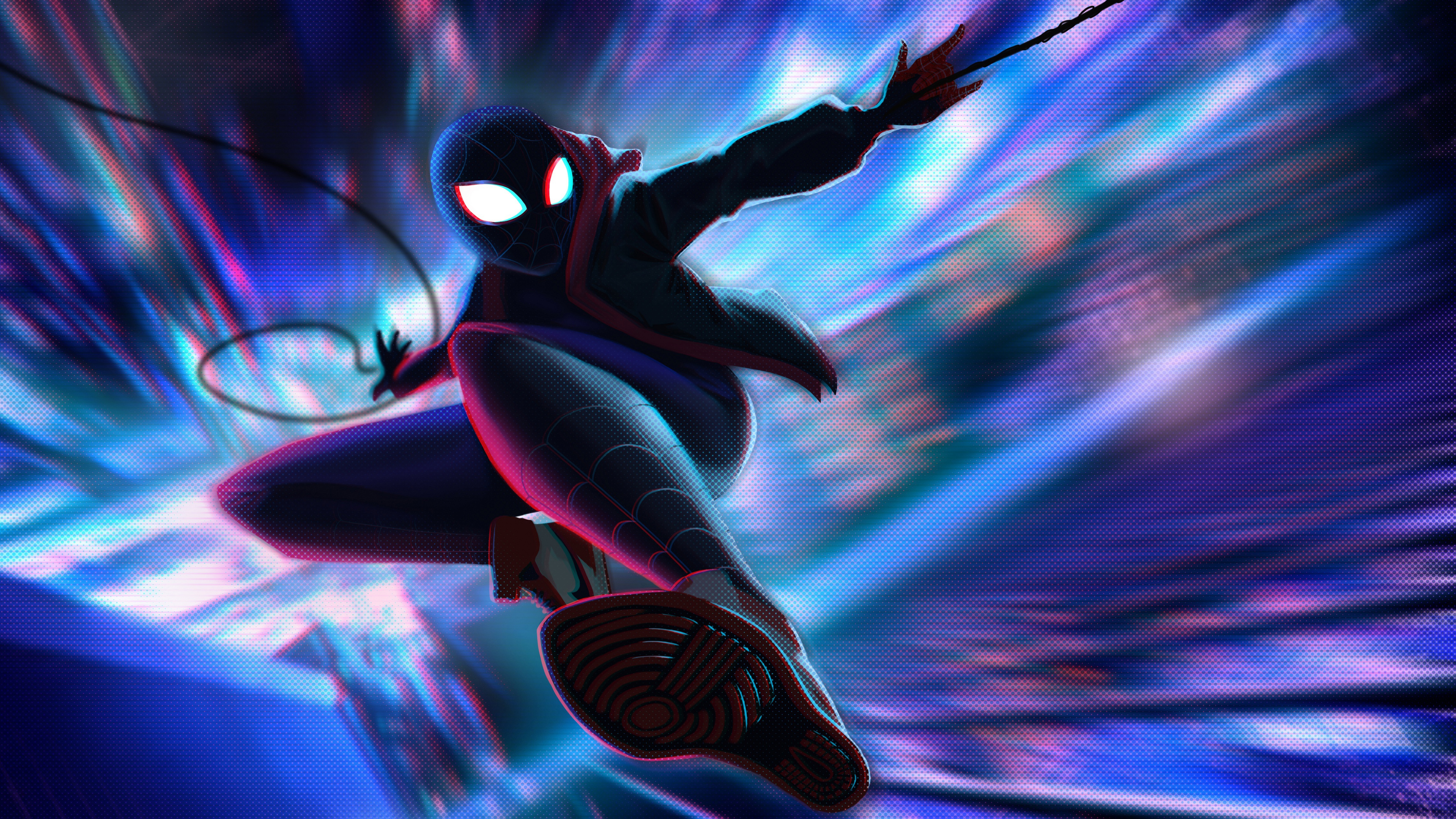 Spider Man Into The Spider Verse Wallpapers