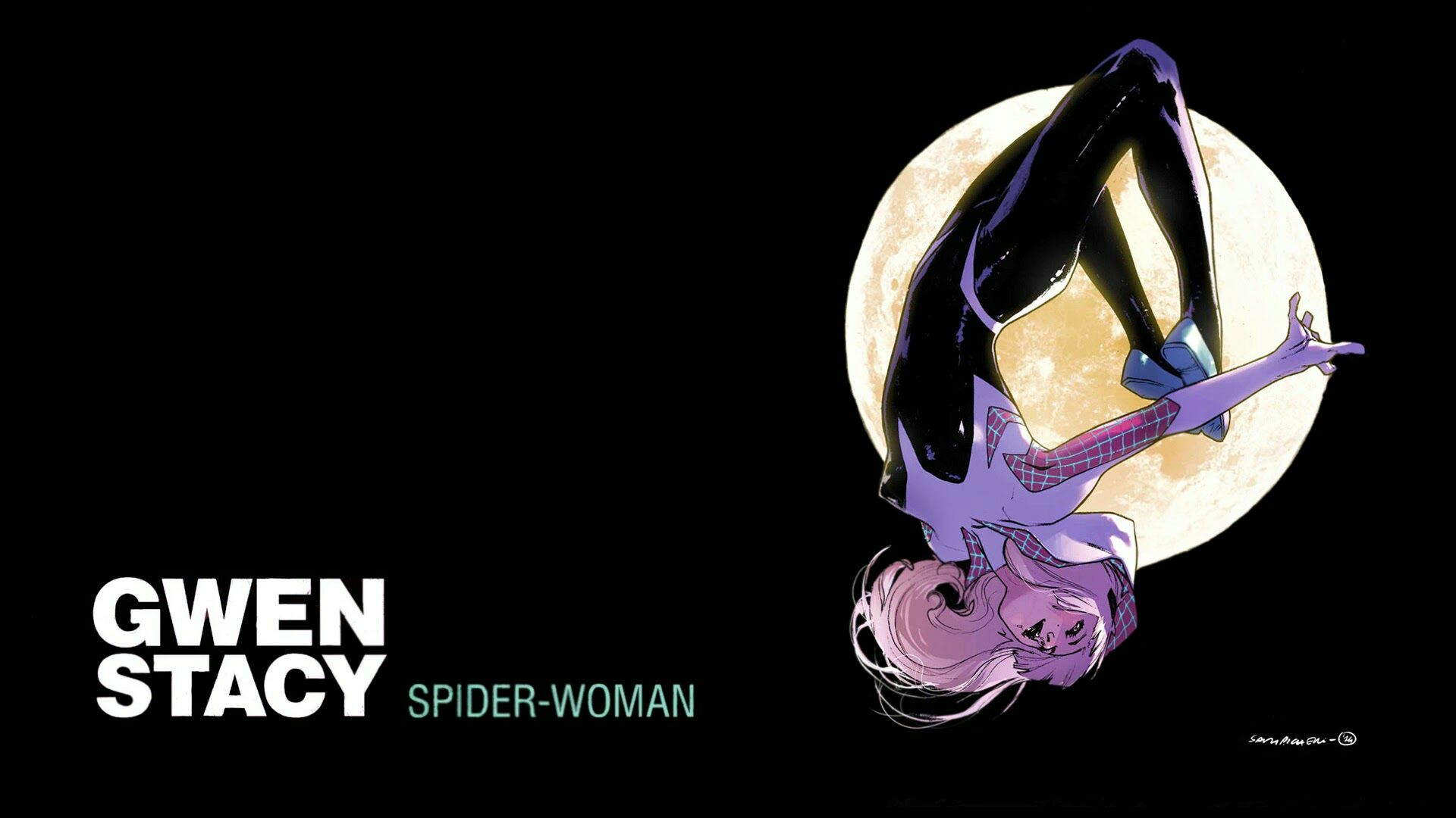 Spider-Woman Wallpapers