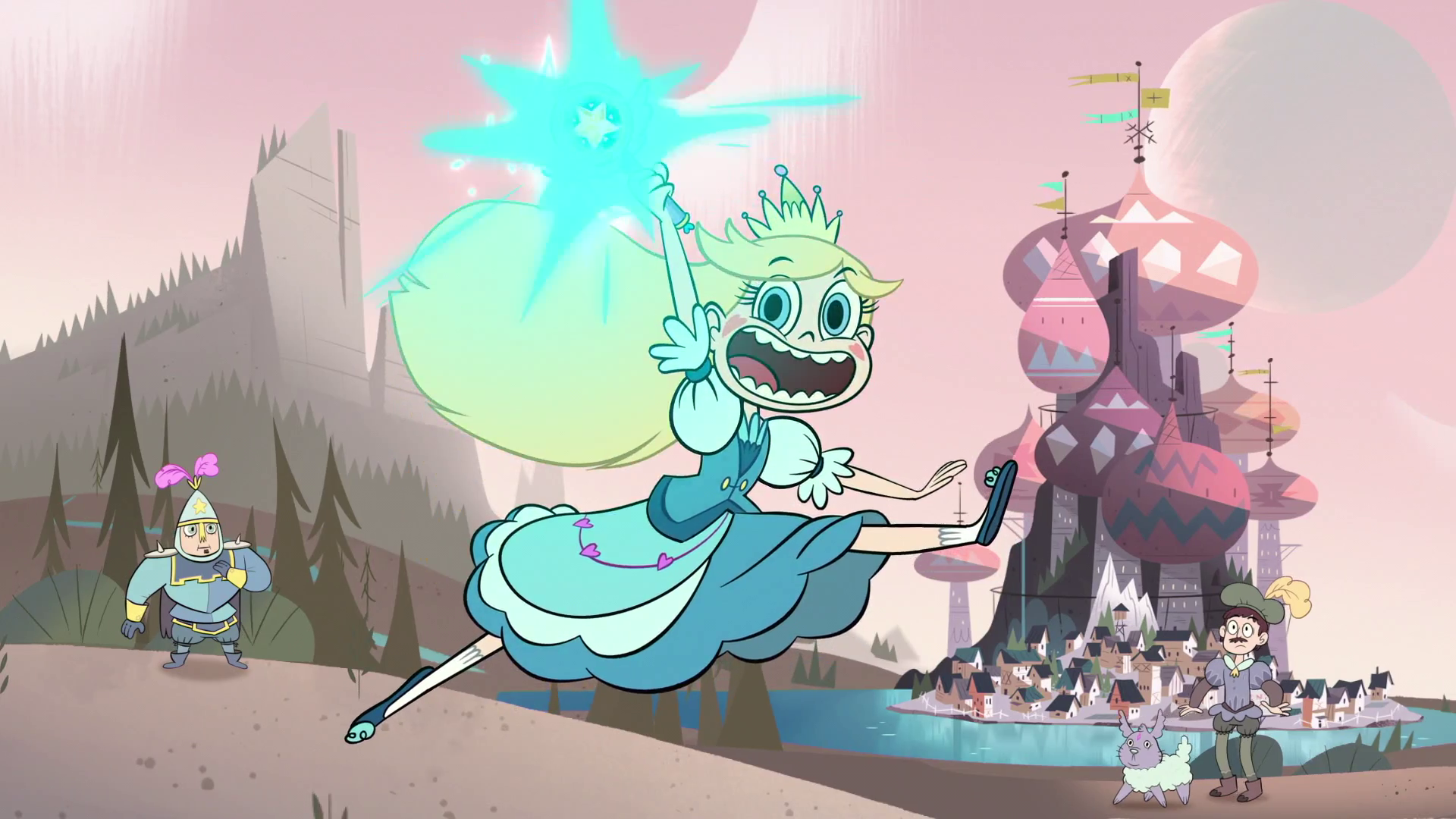 Star Vs. The Forces Of Evil Wallpapers