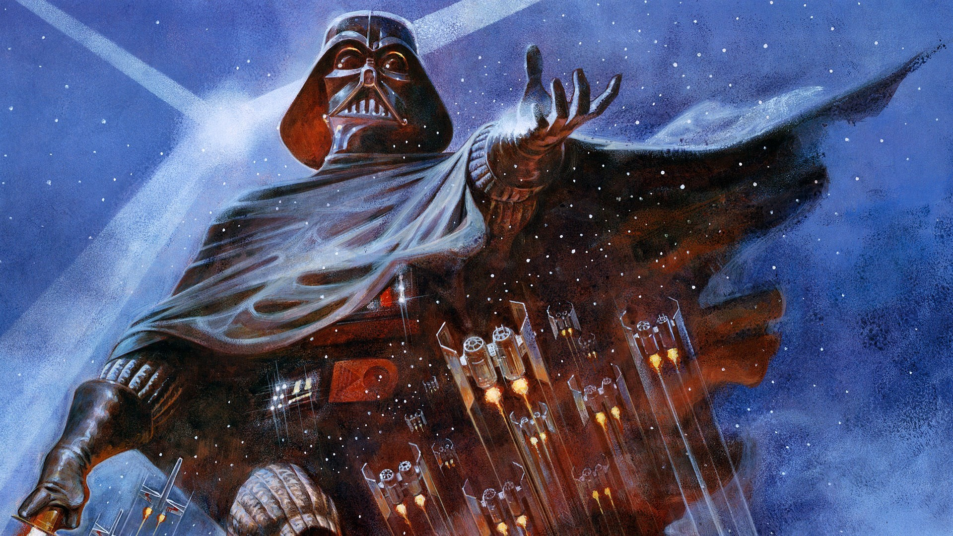 Star Wars: Episode V - The Empire Strikes Back Wallpapers