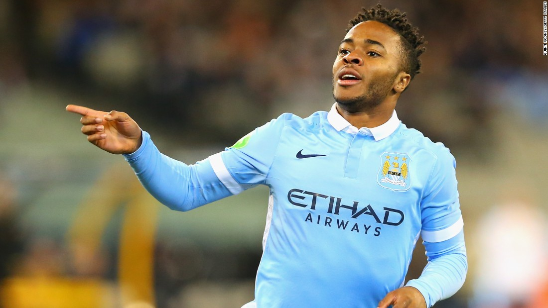Sterling Manchester City Wallpapers