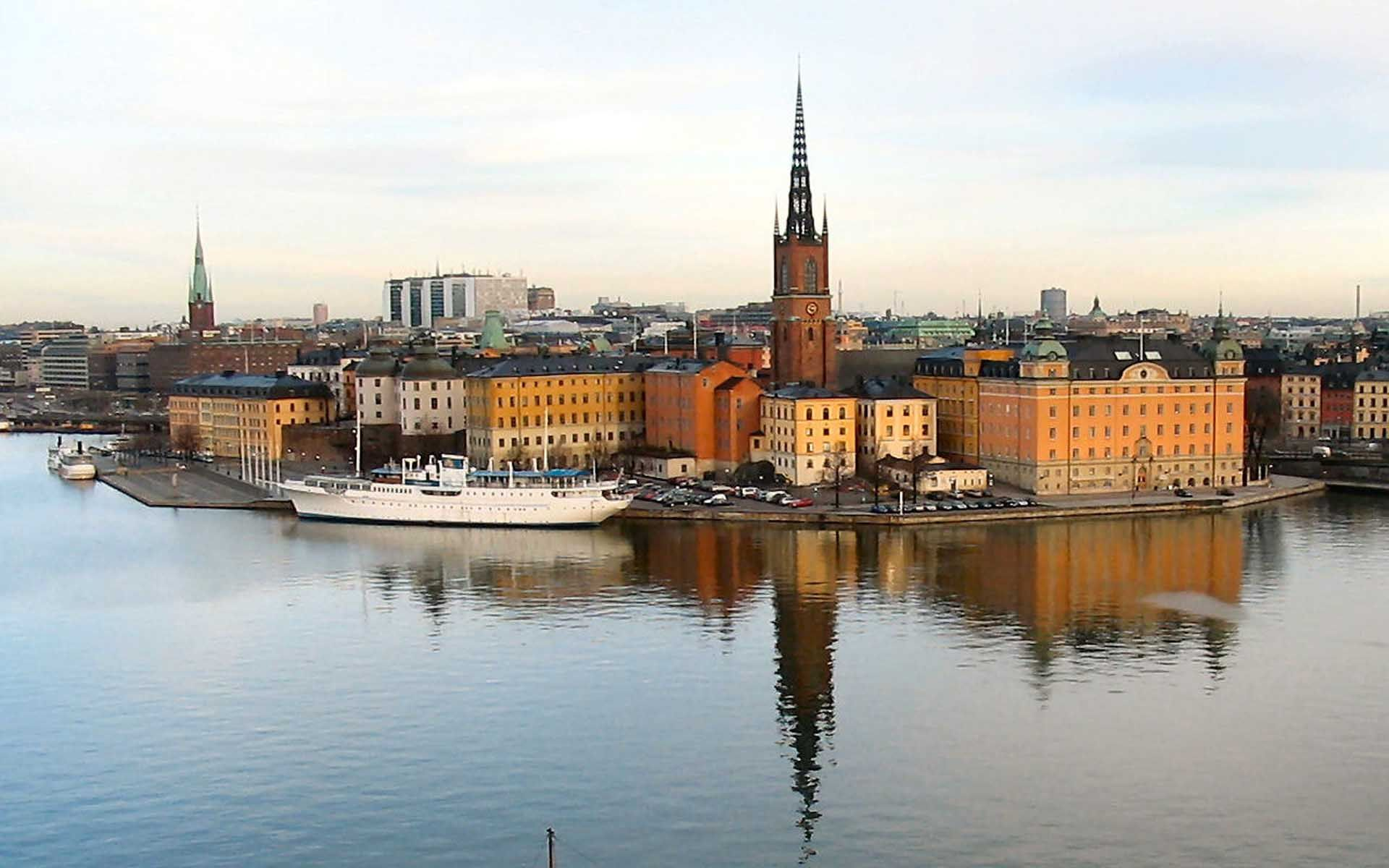 Stockholm Wallpapers