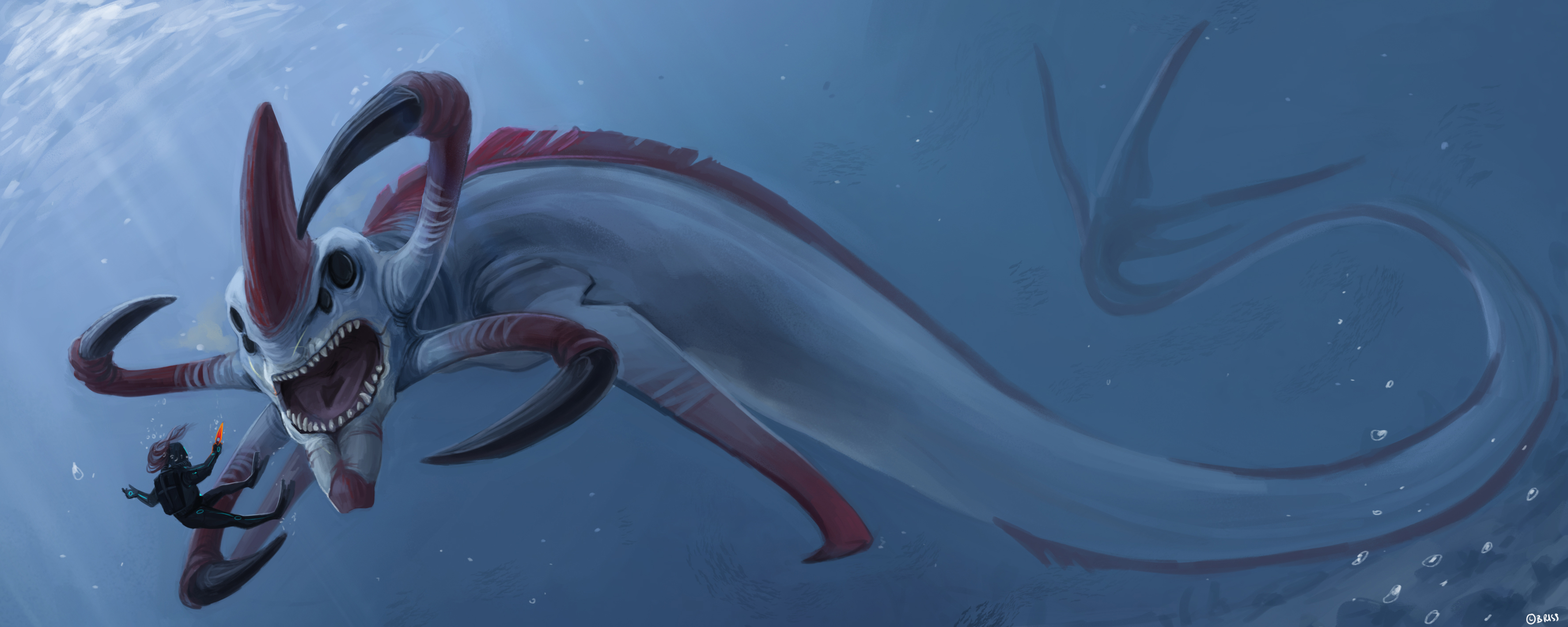 Subnautica Game Wallpapers Wallpapers - All Superior Subnautica Game Wallpapers Backgrounds ...