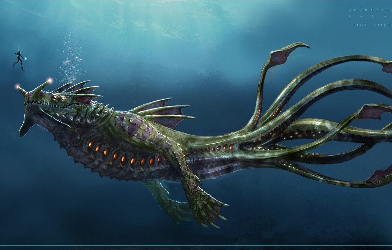 Subnautica Game Wallpapers