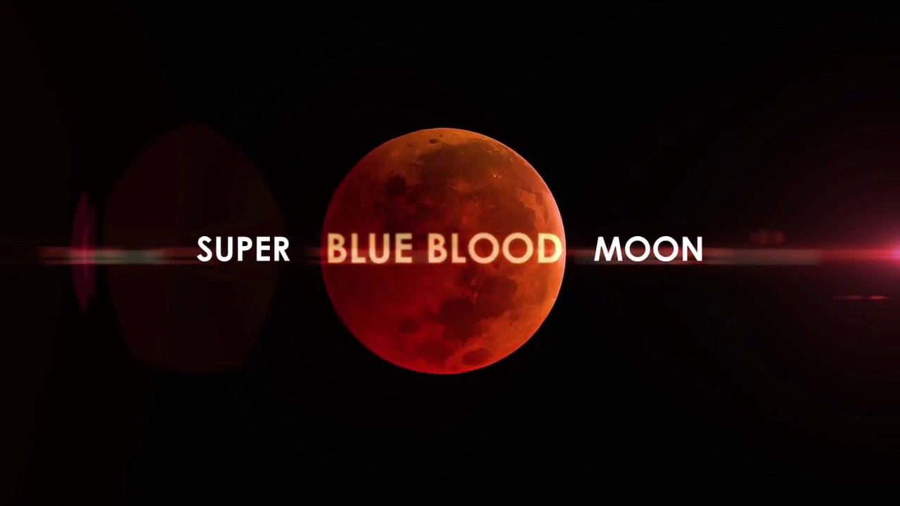 Super Blue Blood Moon Wallpapers