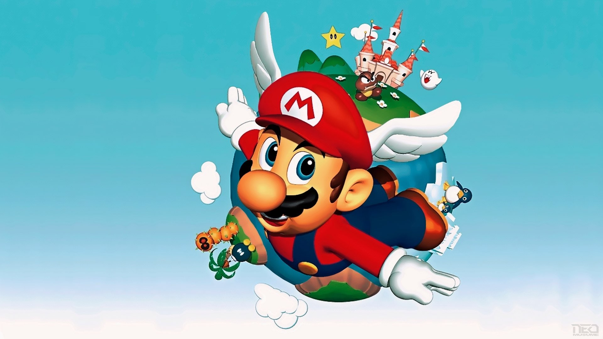Super Mario 64 Wallpapers Wallpapers All Superior Super Mario 64 Wallpapers Backgrounds Wallpapersplanet Net