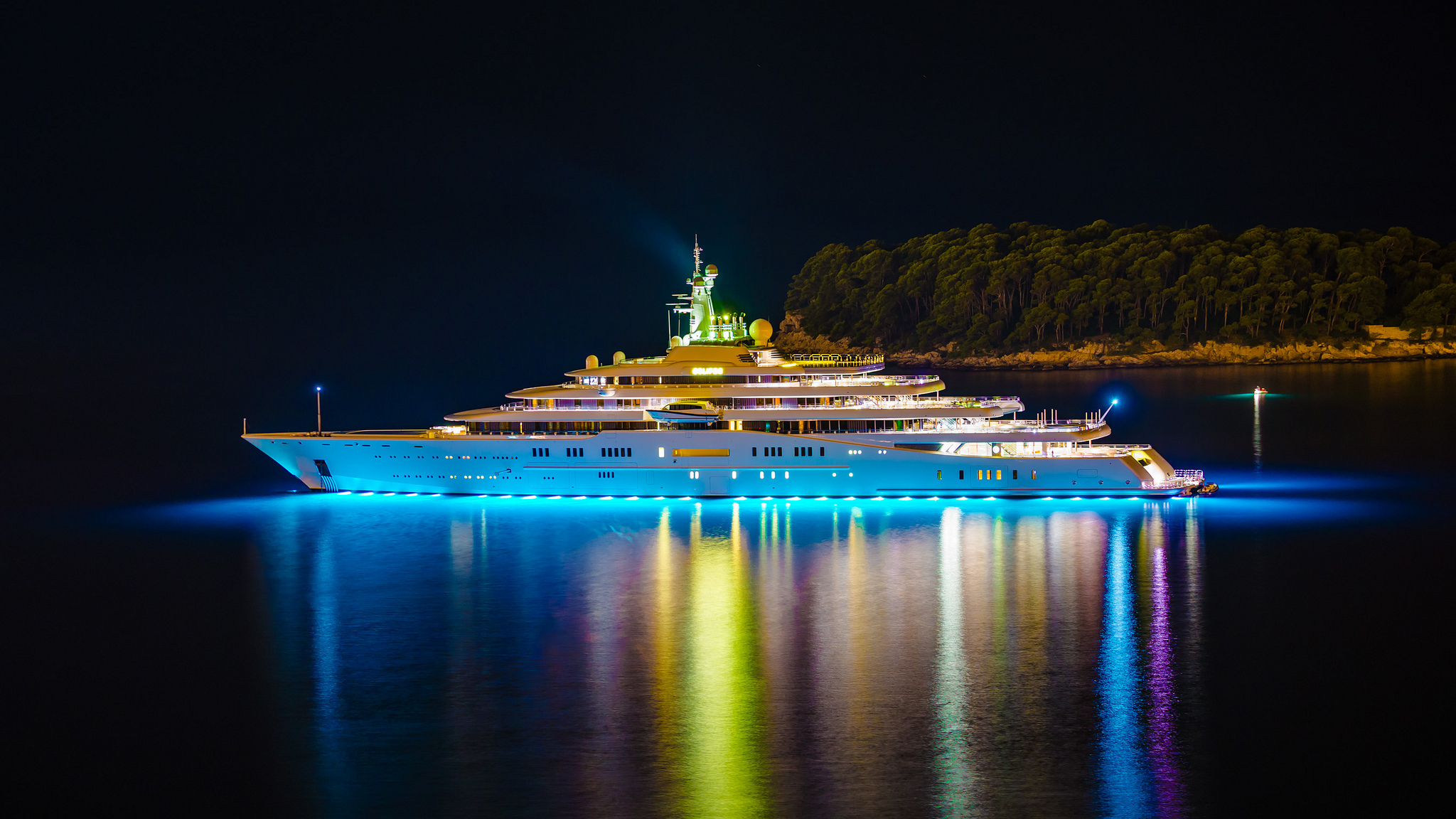 Super Yachts Wallpapers