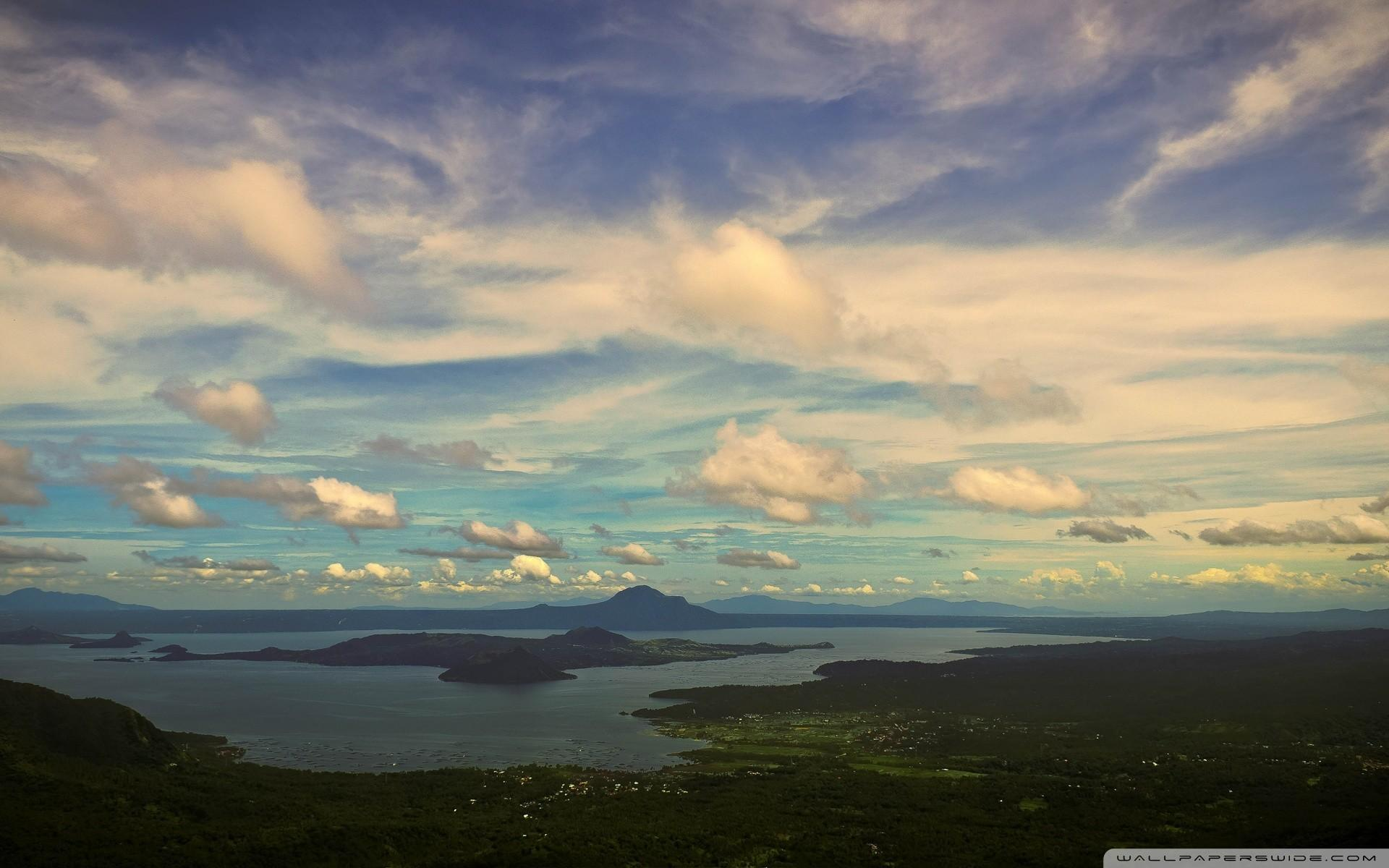 Taal Volcano Wallpapers