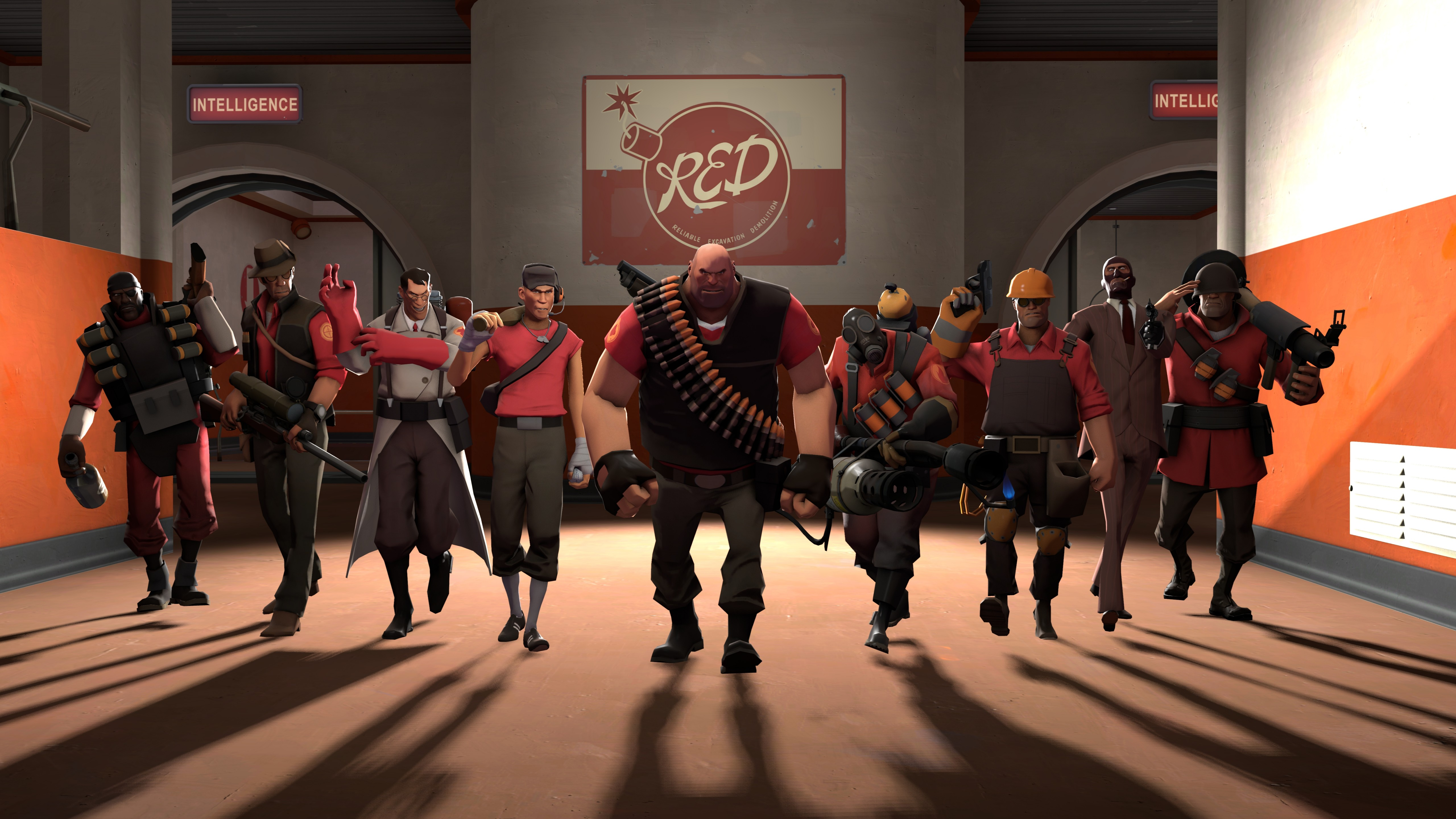 Team Fortress 2 Wallpapers