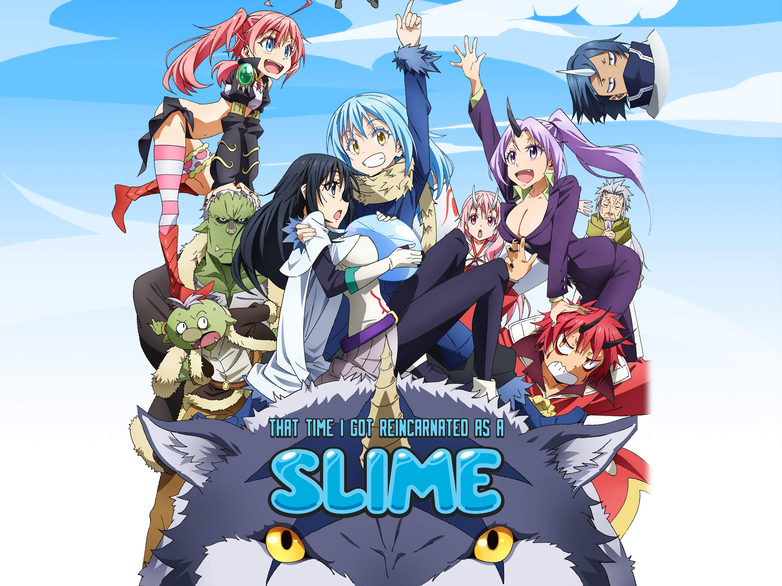 That Time I Got Reincarnated As A Slime Wallpapers